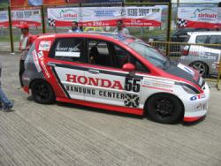 ssperformanceshos 2005 Honda Jazz
