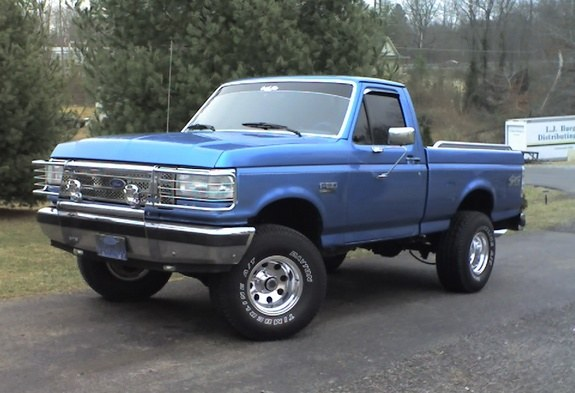 Kevin_89's 1989 Ford F150 Regular Cab
