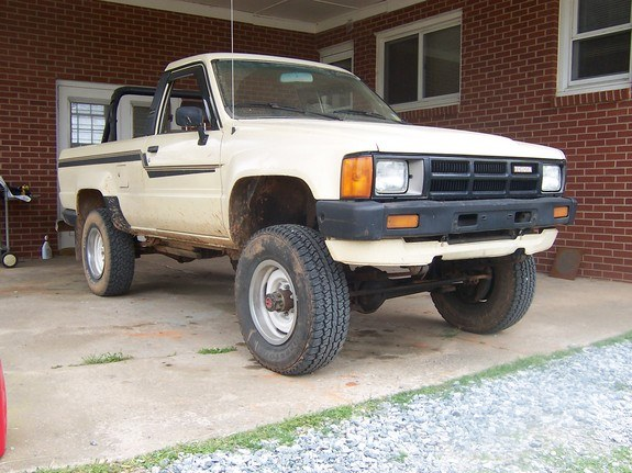 hkwise 1985 toyota 4runner specs photos modification. Black Bedroom Furniture Sets. Home Design Ideas