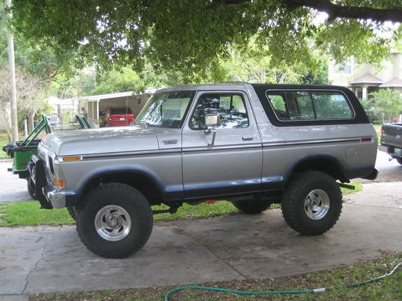 Bigrob89 1978 Ford Bronco Specs Photos Modification Info At Cardomain