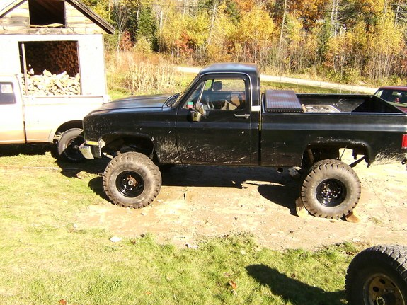 Another Dores97T-100 1985 GMC K15/K1500 Pick-Up post... - 9891513