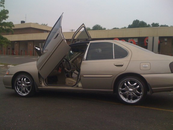 Another bp3zy 2001 Nissan Altima post... - 9156826