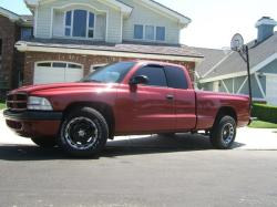 2000 Dodge Dakota Regular Cab & Chassis