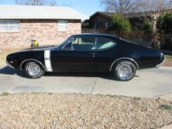 mbandas 1968 Oldsmobile 442