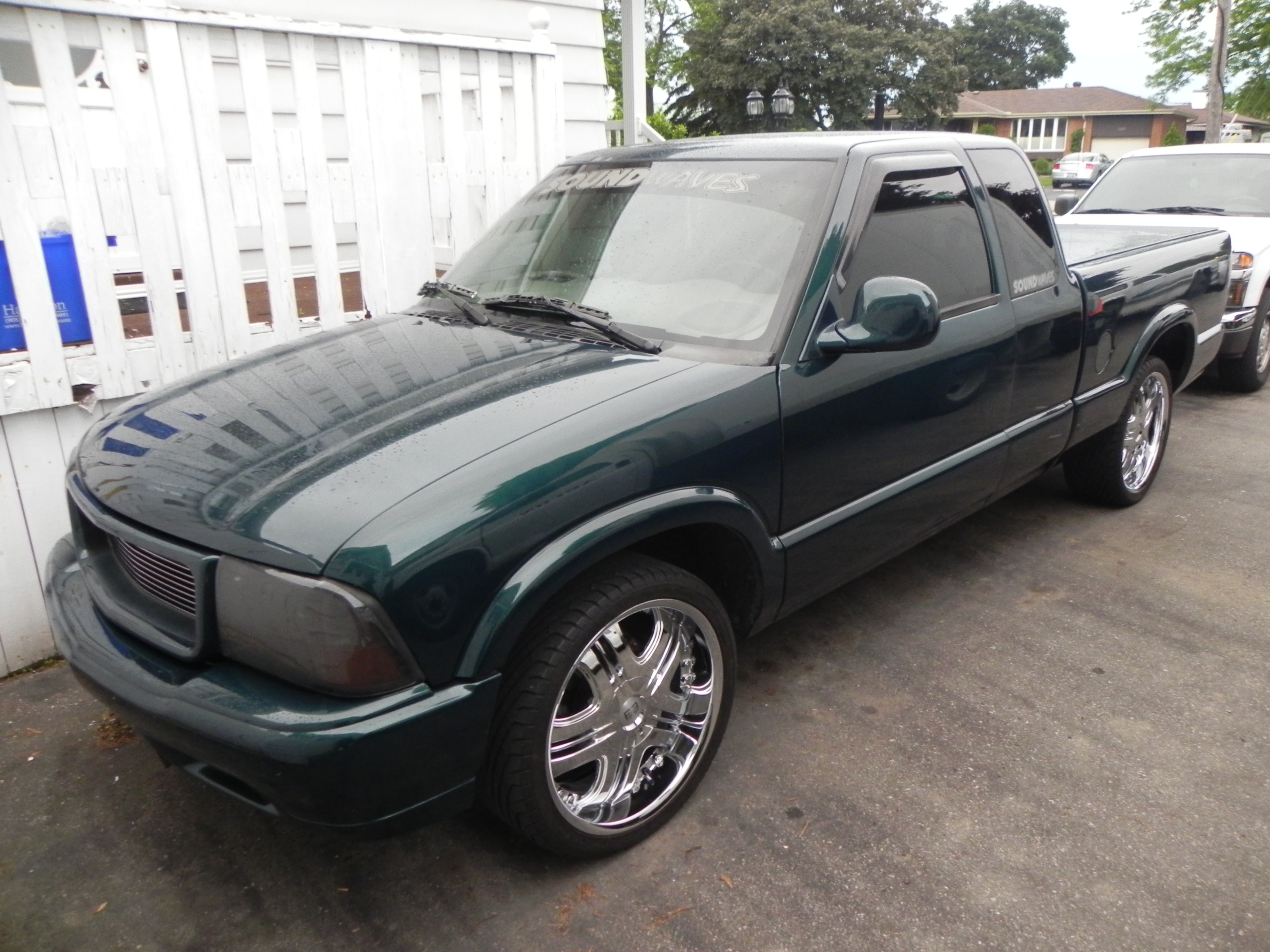 Another 4APRICE 1998 GMC Sonoma Club Cab post... - 10333485