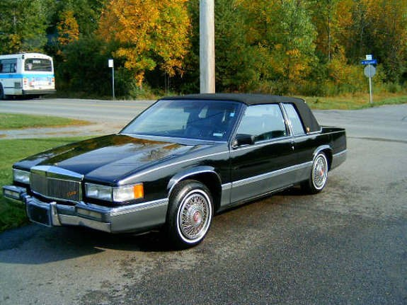 Another 2618964 1989 Cadillac DeVille post... - 10318416