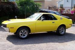 Bucku1s 1970 AMC AMX