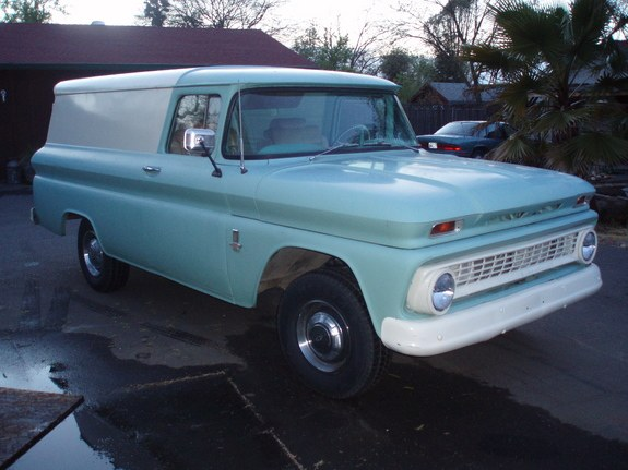 JAY-TEE 1963 Chevrolet C/K Pick-Up 9836571