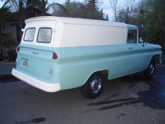 JAY-TEE 1963 Chevrolet C/K Pick-Up 9836574