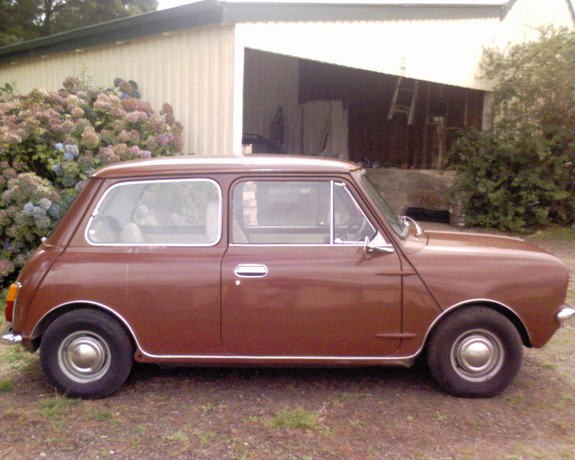 Another minilover100 1977 MINI Clubman post... - 9837029