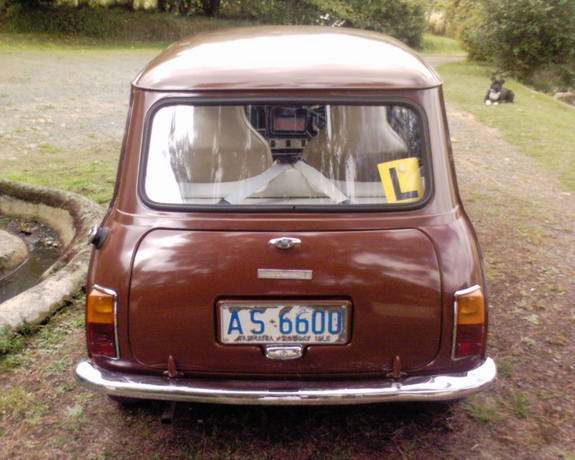 minilover100 1977 MINI Clubman