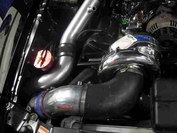 Another blueoval6 1998 Saleen Mustang post... - 9836624