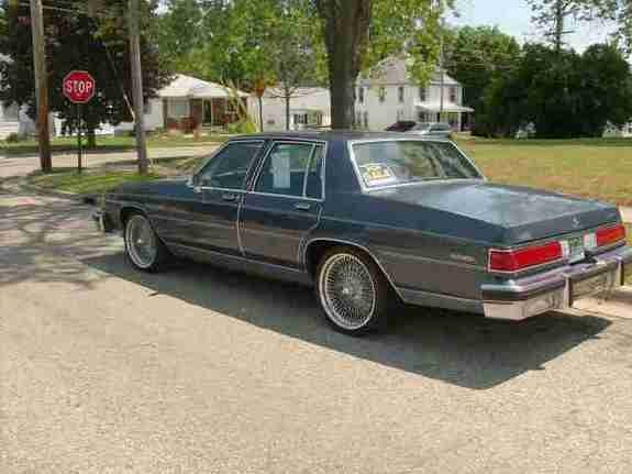 Large on 1983 Buick Lesabre 2 Door