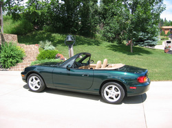 newf4uss 2000 Mazda Miata MX-5