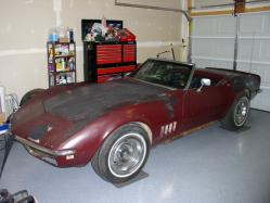 bwellisleys 1968 Chevrolet Corvette