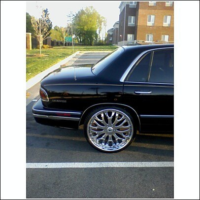 Another Wonder_Man24 1995 Buick LeSabre post... - 9838285