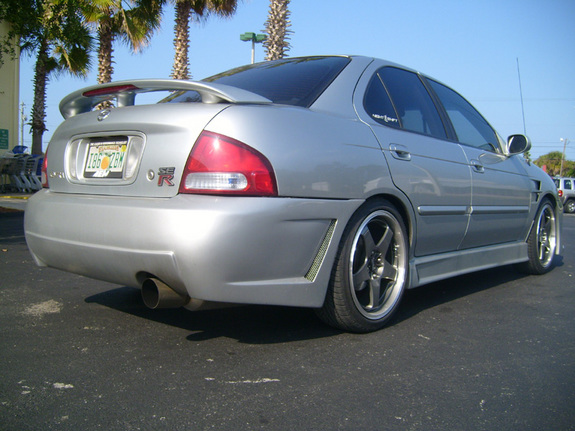 Another pimpin_SpecV 2002 Nissan Sentra post... - 9839135