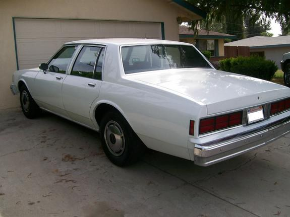 Large on Chevrolet Caprice Ppv Engine