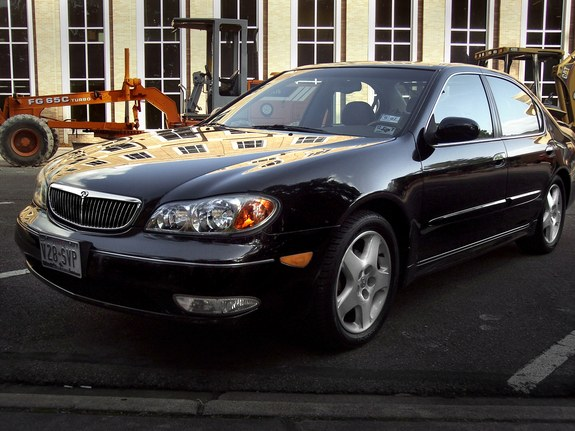 Another clunn 2000 Infiniti I post... - 9841273
