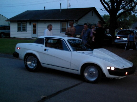 Another TR7383 1978 Triumph TR7 post... - 10382977