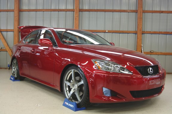 Another actolex 2006 Lexus IS post... - 9149482