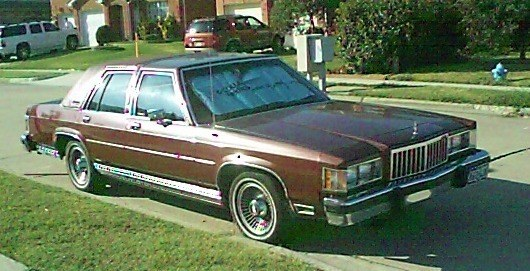 Another anthony_8606 1985 Mercury Grand Marquis post... - 9149537