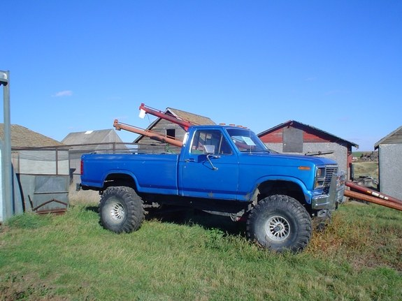 1983 Ford F150 4x4 For Sale Autos Post