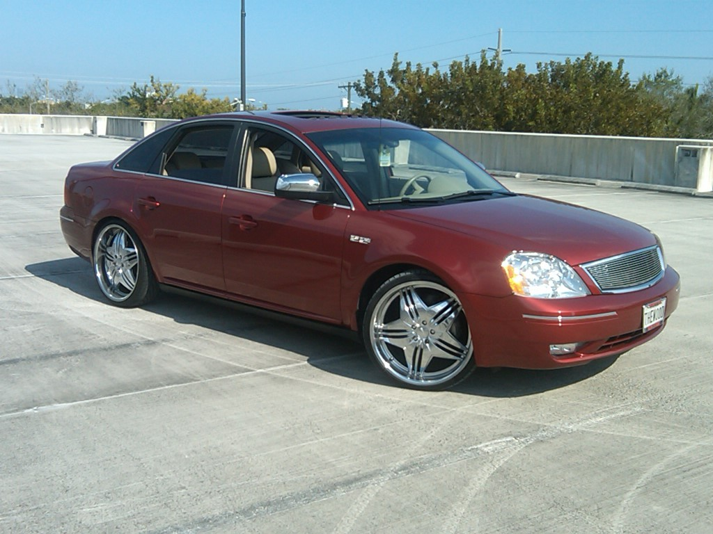 roadrunna 2007 ford five hundred specs photos. Black Bedroom Furniture Sets. Home Design Ideas