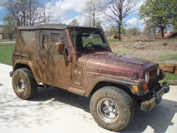 Another jeha817 2003 Jeep Wrangler post... - 9845009