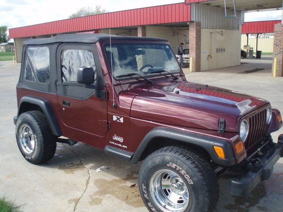 Another jeha817 2003 Jeep Wrangler post... - 9845010