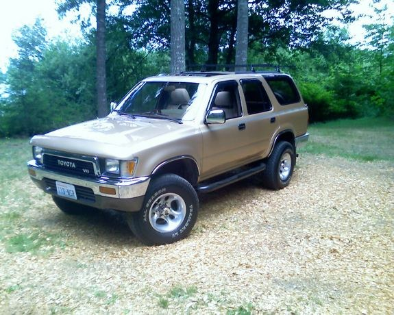 Another a4x4nguy31 1990 Toyota 4Runner post... - 9845346