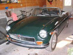 BlackMamba05s 1972 MG MGB
