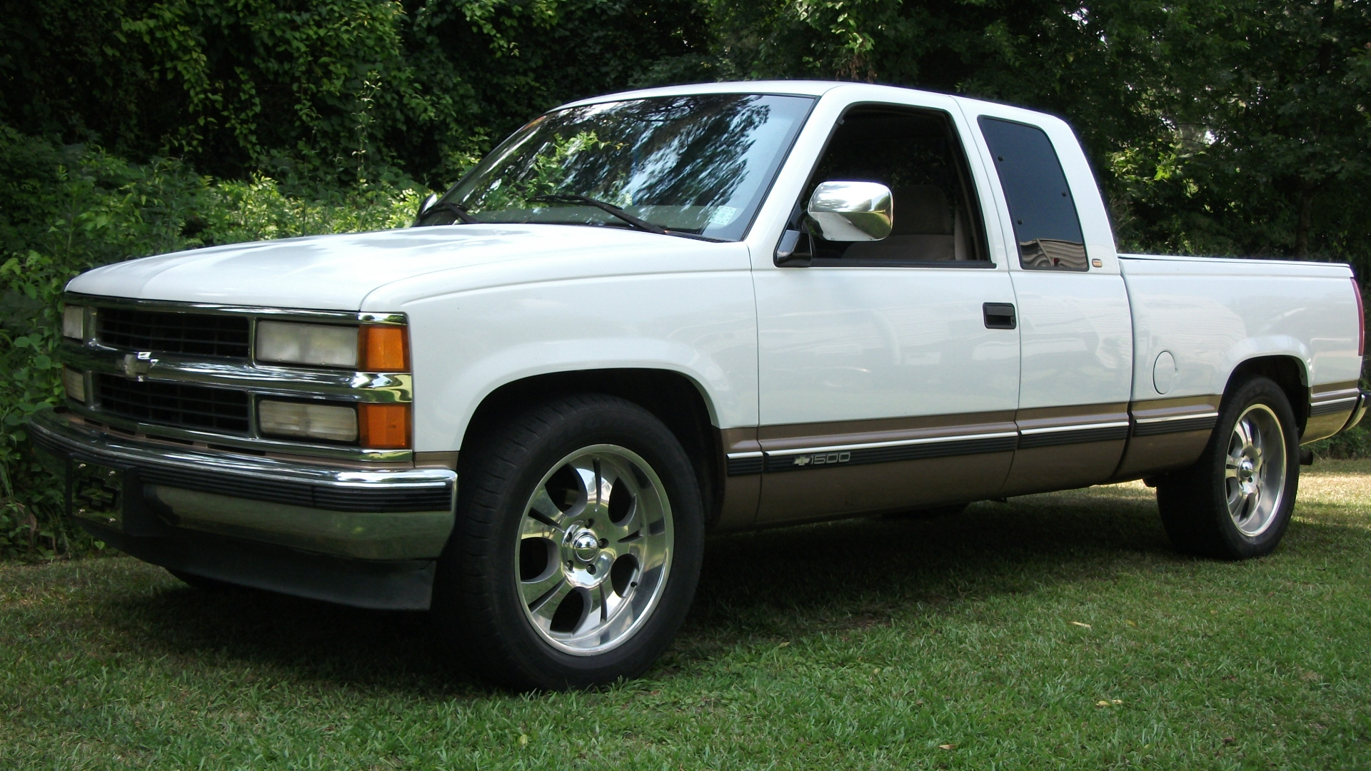 Cablguy S White Lightning 1997 Chevy Silverado 1500 Extended Cab Gm Truck Club Forum
