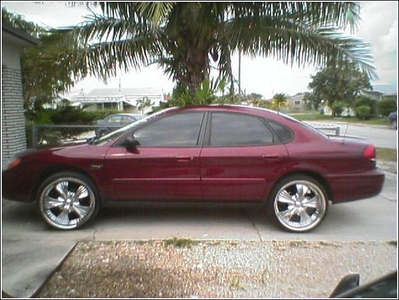 Linvilho 2005 Ford Taurus Specs  Photos  Modification Info