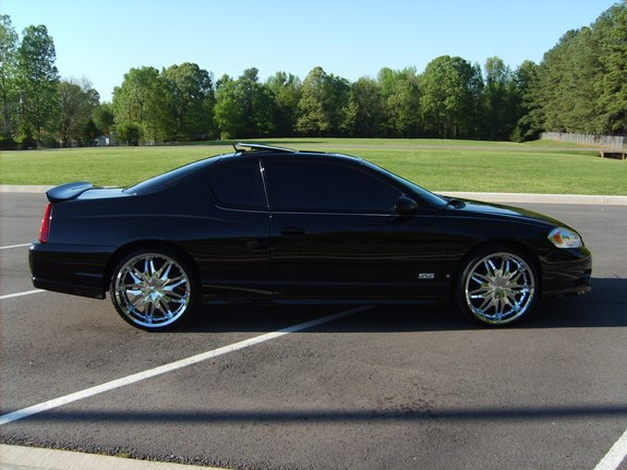 monte06ss1 2006 chevrolet monte carlo specs photos. Black Bedroom Furniture Sets. Home Design Ideas