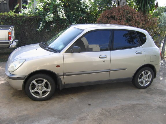 Another dbain2k 1998 Daihatsu Sirion post... - 9847096