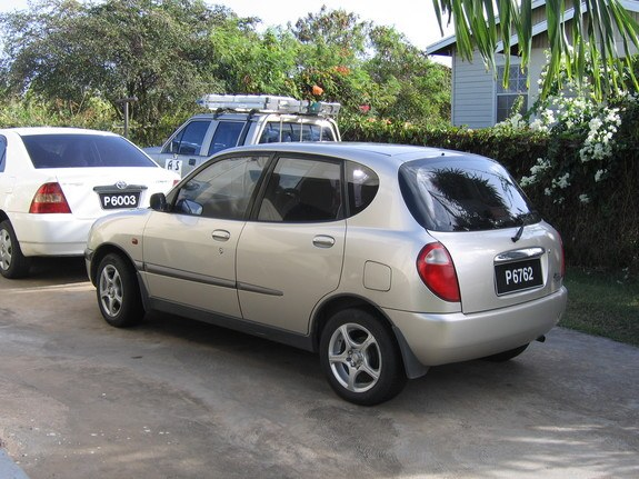 Another dbain2k 1998 Daihatsu Sirion post... - 9847098