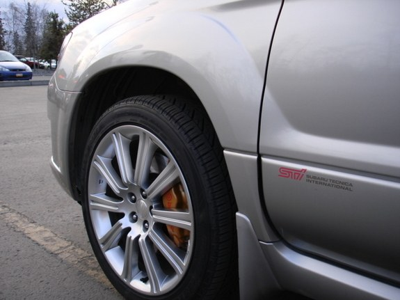 Another MikeyMikeSTi 2007 Subaru Forester post... - 9848318