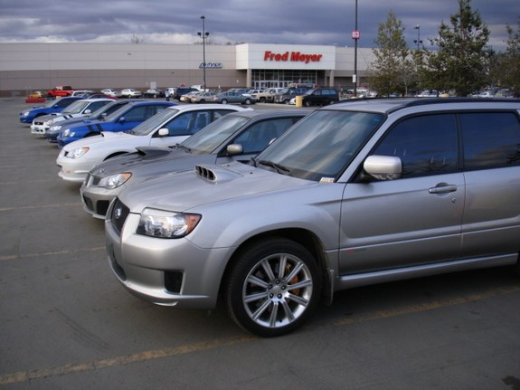 Another MikeyMikeSTi 2007 Subaru Forester post... - 9848319