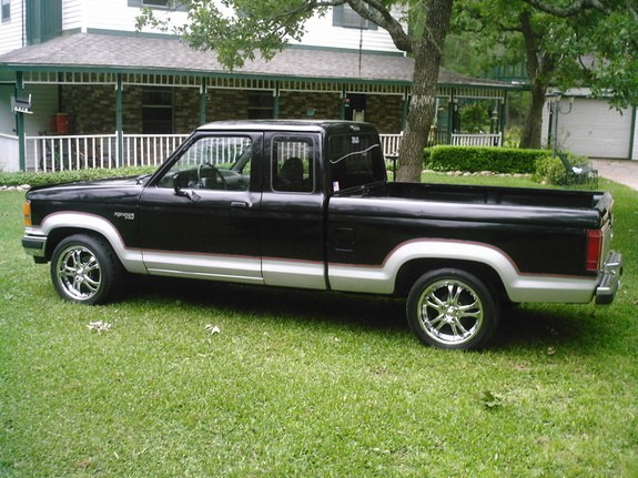shendrix777 1989 ford ranger regular cab specs photos. Black Bedroom Furniture Sets. Home Design Ideas