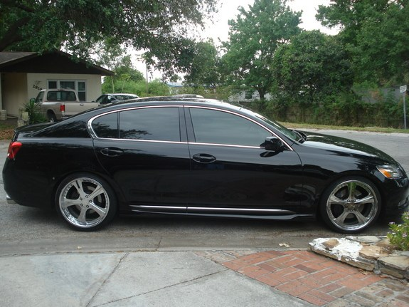Another richgotskillz 2007 Lexus GS post... - 9969744