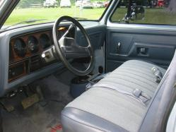 1986RamD150s 1989 Dodge D150 Club Cab