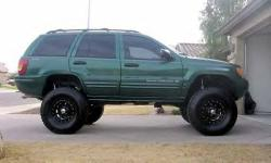 JeepGCKrwlr 1999 Jeep Grand Cherokee