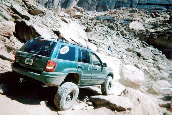 Another JeepGCKrwlr 1999 Jeep Grand Cherokee post... - 9852830