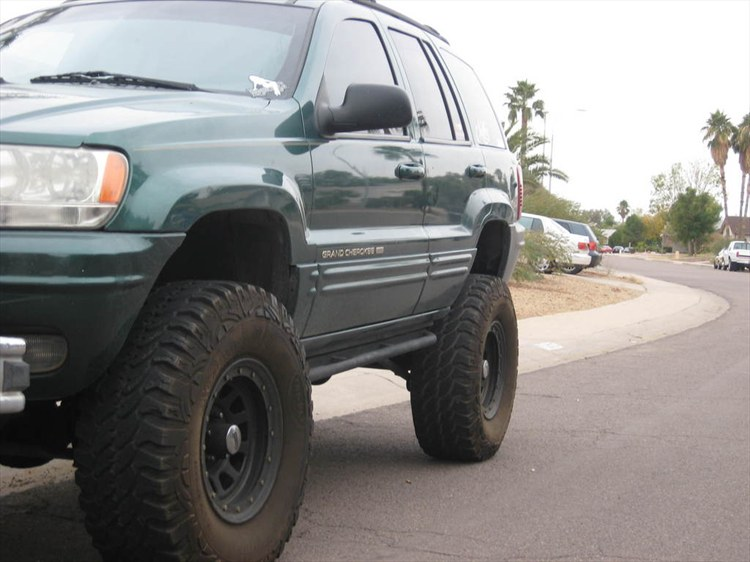 Another JeepGCKrwlr 1999 Jeep Grand Cherokee post... - 9852847
