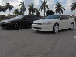 MiamiMonteSS 2007 Chevrolet Monte Carlo