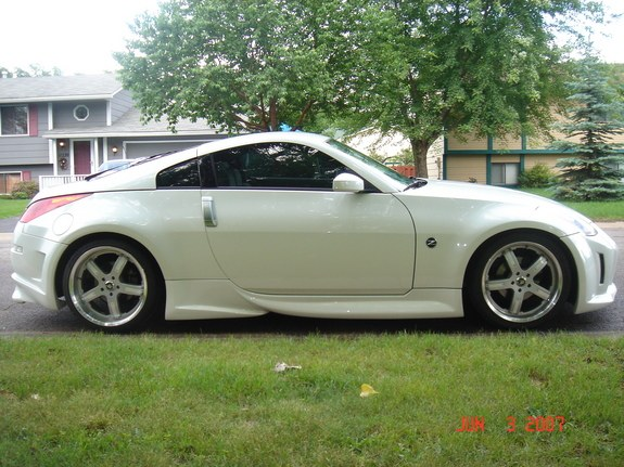 stephon350z 2003 nissan 350z specs photos modification. Black Bedroom Furniture Sets. Home Design Ideas