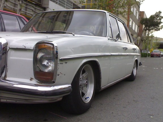 Another lowrider220 1972 Mercedes-Benz S-Class post... - 9853249