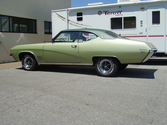 14 Buick Rally Wheels >> Boxpusher 1969 Buick Skylark Specs, Photos, Modification Info at CarDomain