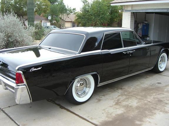 64satancar 1964 lincoln continental specs photos. Black Bedroom Furniture Sets. Home Design Ideas
